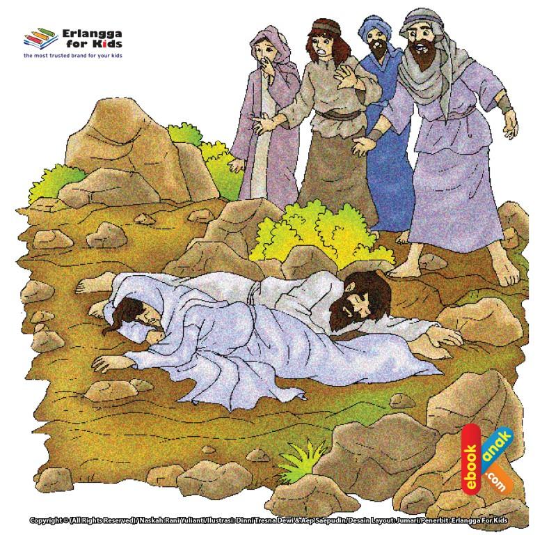 Nabi Musa dan Orang Tua yang Meninggal