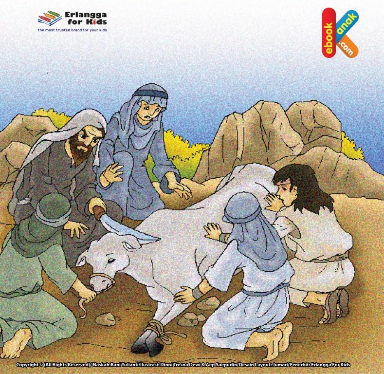 Nabi Musa dan Sapi yang Harus Disembelih