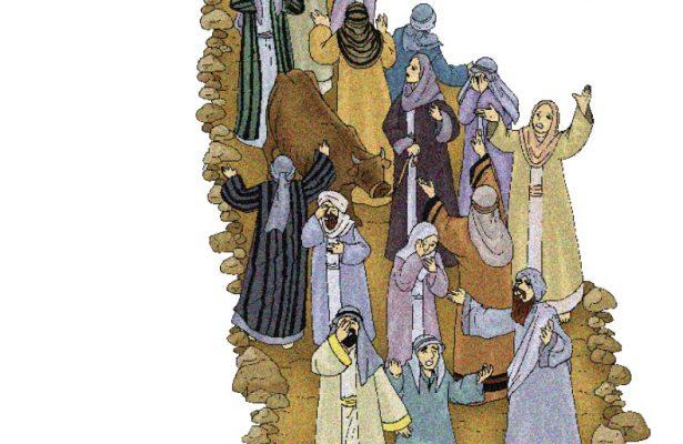Nabi Yunus Meninggalkan Ninawa dengan Marah