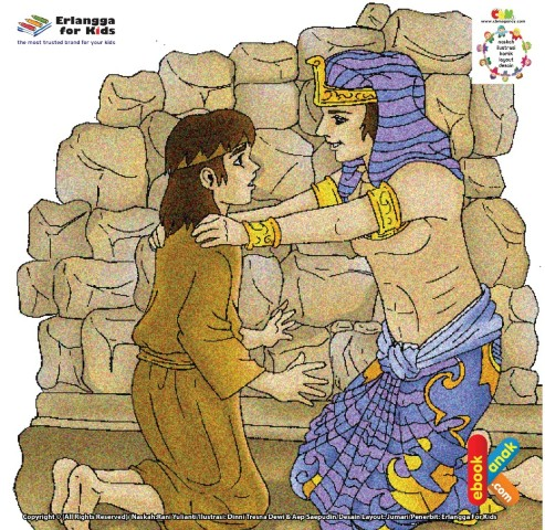 Nabi Yusuf Bertemu Adiknya, Benyamin