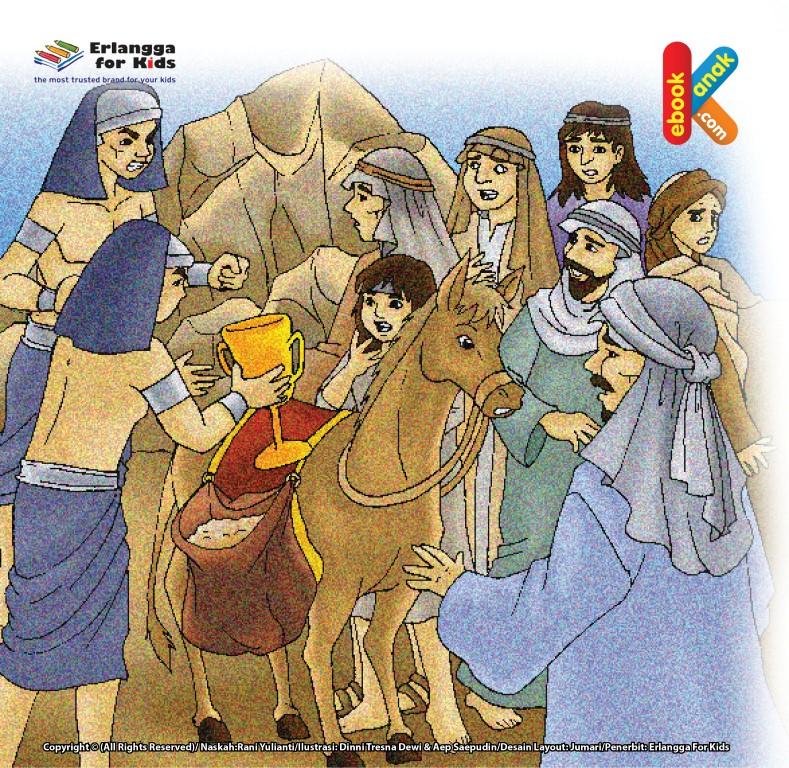 Nabi Yusuf Menyandera Benyamin