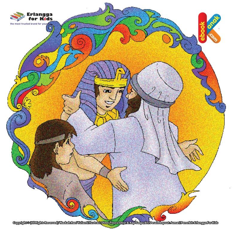 Nabi Yusuf as Bertemu dengan Nabi Yakub as