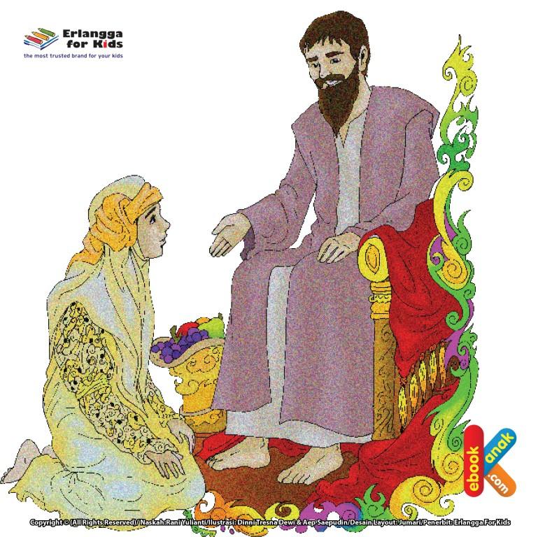 Perseteruan Nabi Daud as dan Raja Thalout