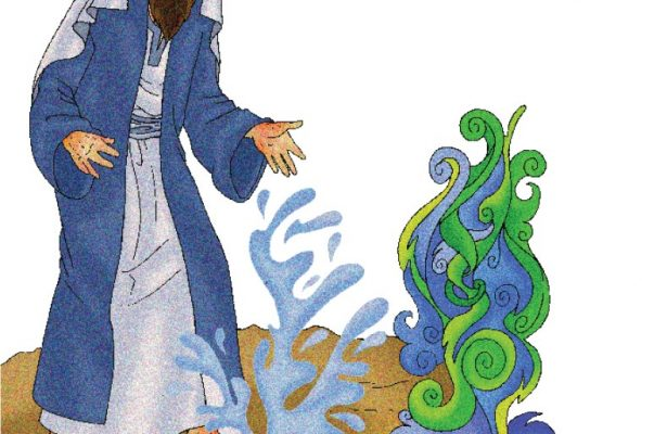 Setan Menggoda Istri Nabi Ayyub as