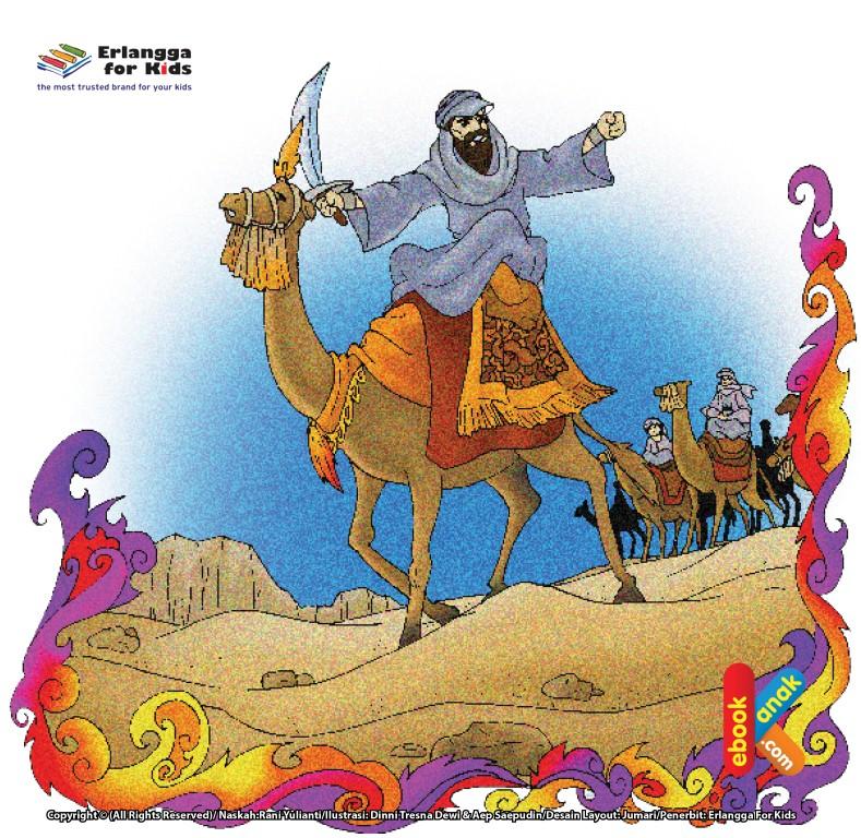Thalout Raja Bani Israel Seorang Anak Gembala