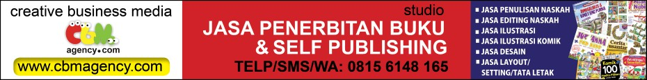studio jasa penerbitan buku dan self publishing