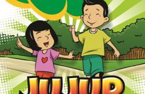 18 Komik Seri Nilai-Nilai Karakter Bangsa: Jujur (Bilingual)