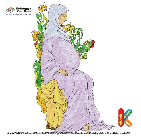Malaikat Jibril Membantu Kelahiran Siti Maryam
