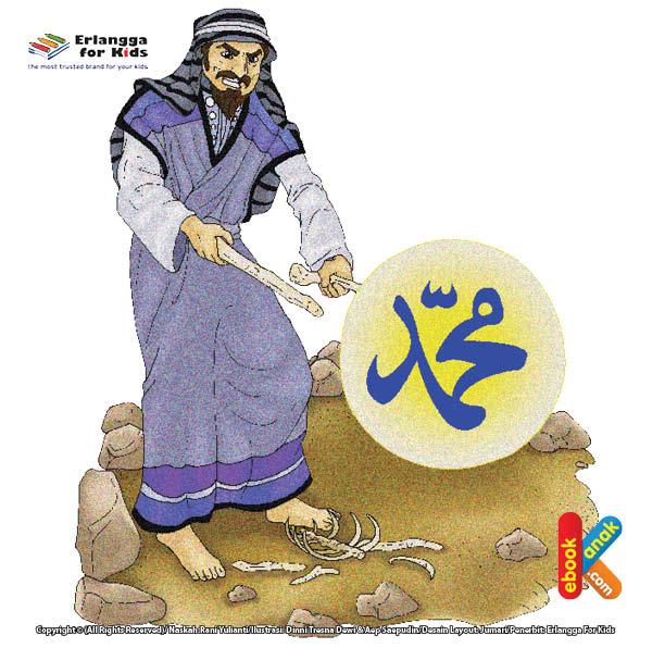 Muhammad dan Tulang Belulang Ubay bin Khalaf