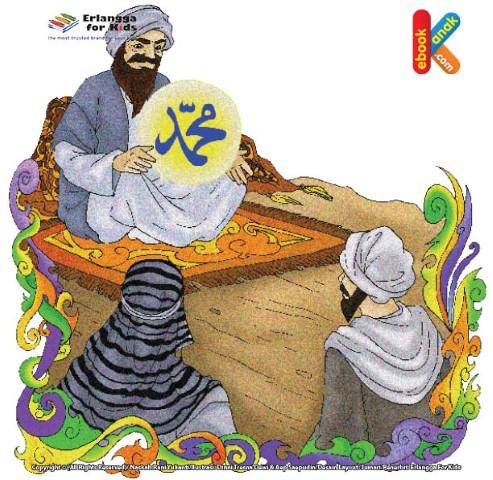 Nabi Muhammad Diasuh oleh Abdul Muthalib