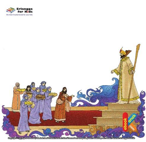 Nabi Sulaiman dan Utusan Ratu Bilqis