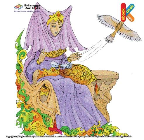 Surat Nabi Sulaiman untuk Ratu Bilqis