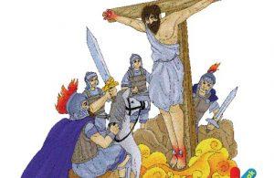 Yudas Diserupakan Nabi Isa yang Disalib