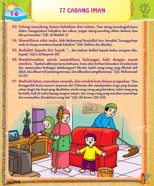 Download Ebook Berbakti Kepada Ibu Bapak Bagian dari Iman (al-Baqarah: 83)