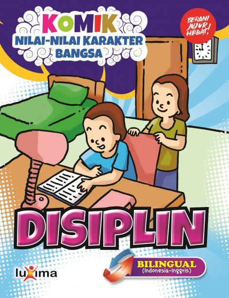 Download ebook gratis komik nilai nilai karakter bangsa disiplin