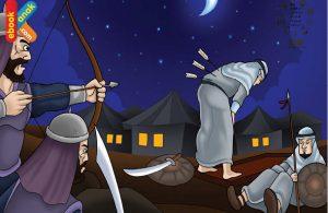 Abbad bin Bisyir Tetap Shalat Khusuk Meski Terkena Anak Panah Tiga Kali
