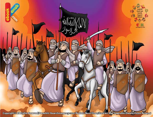 Abdullah bin Ummi Maktum, Tunanetra Ikut Perang