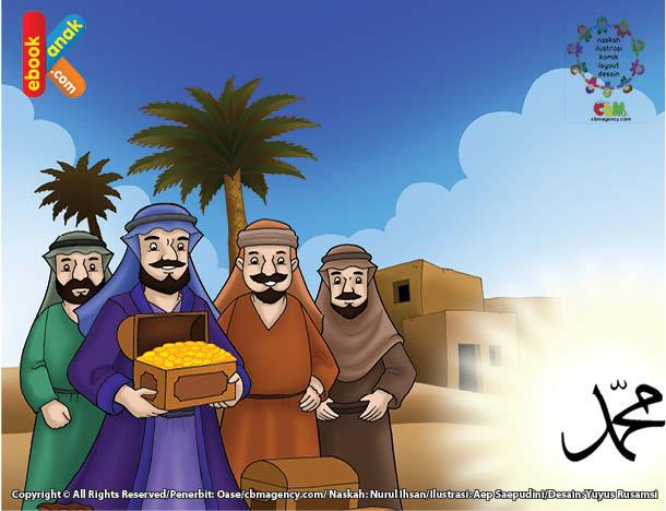 Abdurrahman bin Auf Sahabat Bertangan Emas