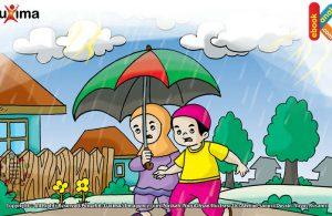Allah Pencipta Awan, Hujan, dan Petir