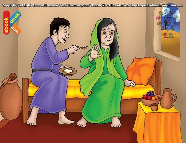 Saad bin Abi Waqqash Selalu Menangis Jika Rasul Memberinya Nasihat
