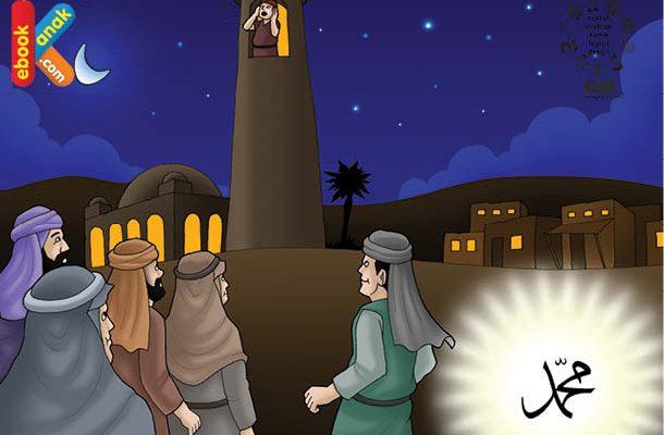 Suara Azan Bilal bin Rabah yang Amat Merdu