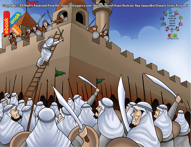 Zubair bin Awwam termasuk kelompok as-sabiqun-awwalun