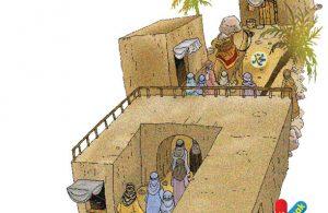 Kaum Anshar Sambut Kedatangan Nabi Muhammad