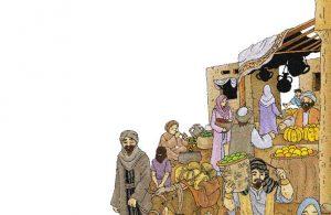 Kehidupan Nabi Muhammad di Madinah