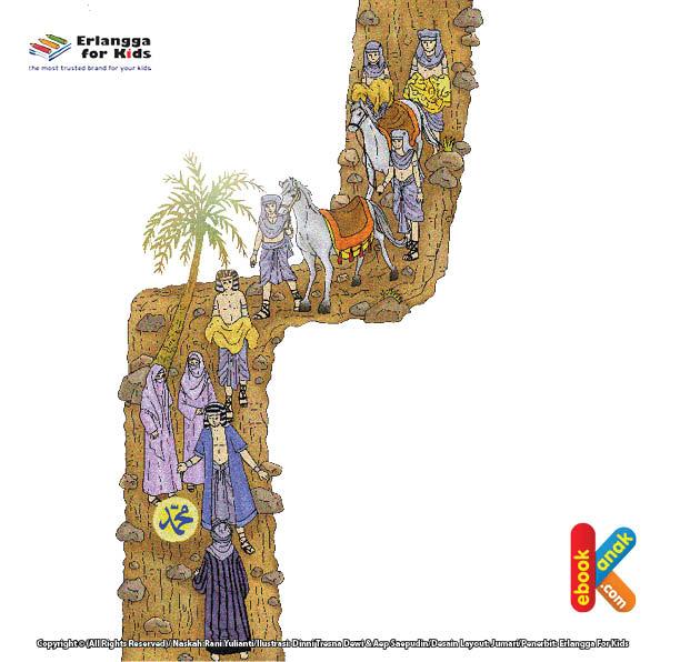 Nabi Muhammad Kirim Surat Kepada Raja Mesir