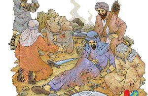 Nabi Muhammad Terluka Saat Perang Uhud