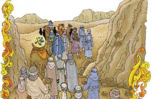 kisah-kisah terbaik dalam al quran, kumpulan kisah teladan dalam al quran, Perjanjian Hudaibiyah Menguntungkan Umat Islam,