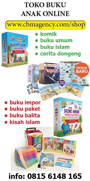Iklan Toko Buku Anak Online 300 X 600 Ebook Anak
