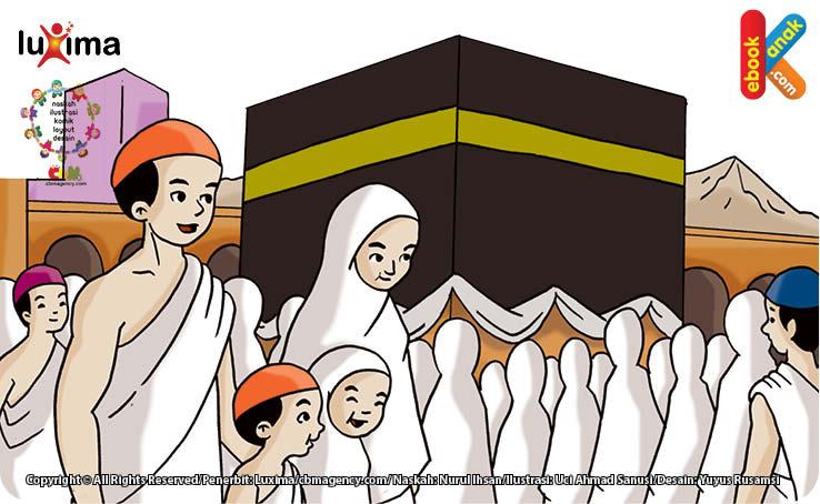 Ibadah haji bagian dari cabang iman