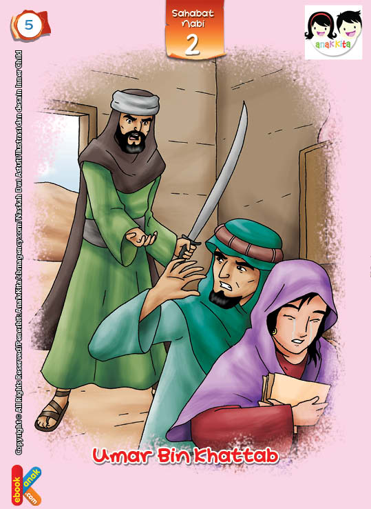 Umar bin Khattab Mengusulkan Kepada Rasulullah untuk Berdakwah Secara Terang-Terangan