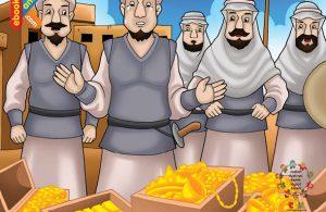 Abu Darda adalah salah satu sahabat Rasul saw. yang penuh hikmah