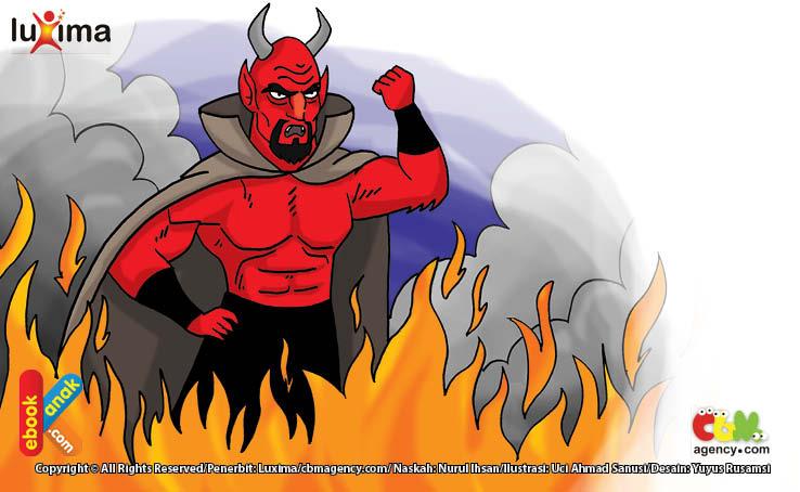 Kisah Iblis Bersujud Kepada Allah Selama 1000 Tahun
