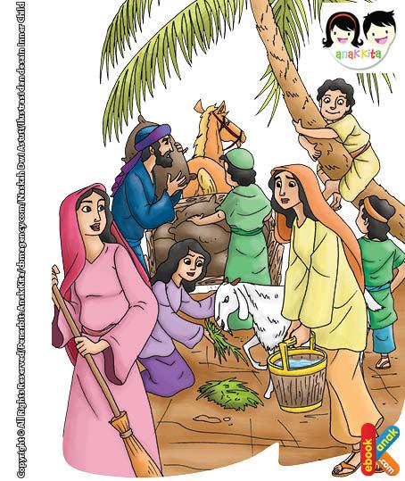 Anak-anak abu bakar yaitu Abdullah, Abdurrahman, Muhammad, Asma', Aisyah, dan Ummu Kultsum