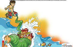 Prabu Dewata Cengkar Raja Jahat yang Suka Makan Daging Manusia