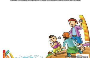 Anak Kudisan Menancapkan Sebatang Lidi di Tempat Pesta