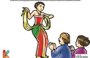 Tarian yang dibawakan oleh Sulasih itu kemudian dikenal dengan Kesenian Sintren