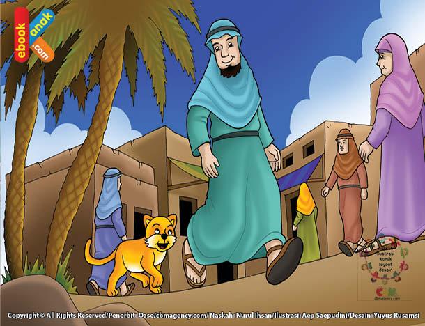 Kenapa Abu Hurairah Dipanggil Bapak Kucing?