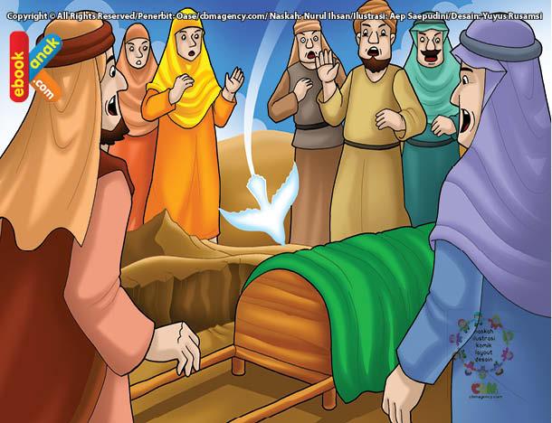 Merpati Putih Masuk Ke Keranda Ibnu Abbas