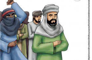 Umar bin Khattab adalah sosok yang pemberani