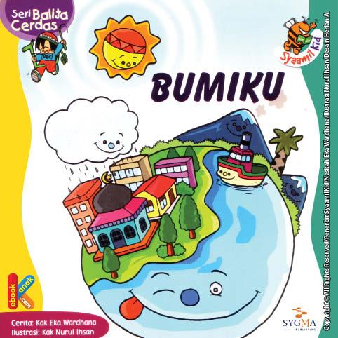 Buku Seri Balita Cerdas Bumiku