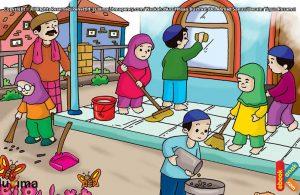 Secara bahasa amal berasal dari bahasa Arab yang berarti perbuatan atau tindakan