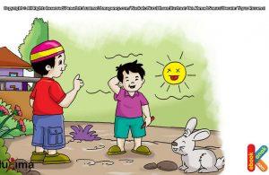 cara meningkatkan akhlak yang baik Menjaga penglihatan atau pendengaran kita