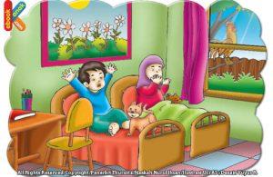 adab bangun tidur Membaca doa bangun tidur