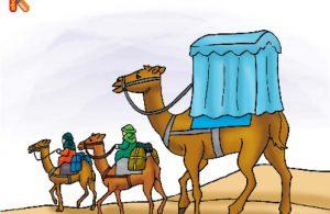 Jarak kota Mekah dan Madinah 400 kilo meter lebih