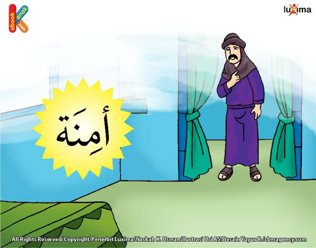 Muhammad lahir dari Keluarga yang Berwibawa dan Dihormati di Kota Mekah