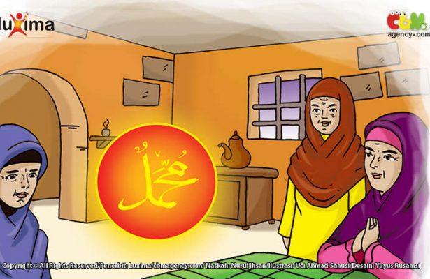 Nabi Muhammad Saw menikahi Saudah binti Zam'ah. Seorang wanita janda yang sudah berusia 65 tahun